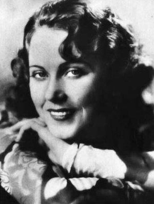 2004 in Canada - Fay Wray – Publicity photo, c. 1930