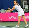 Fed Cup Group I 2011 Europe Africa day 3 Keren Shlomo 003.jpg