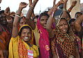Femmes adivasies, Gwalior, India.jpg