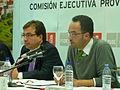 Fernández Vara y Antonio Hernando en Jerez de los Caballeros.jpg
