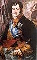 Fernando VII con traje de capitán general (Museo de Bellas Artes de Valencia).jpg