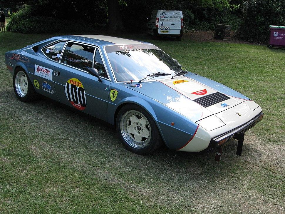 Ferrari 308 GT4 (Crystal Palace)