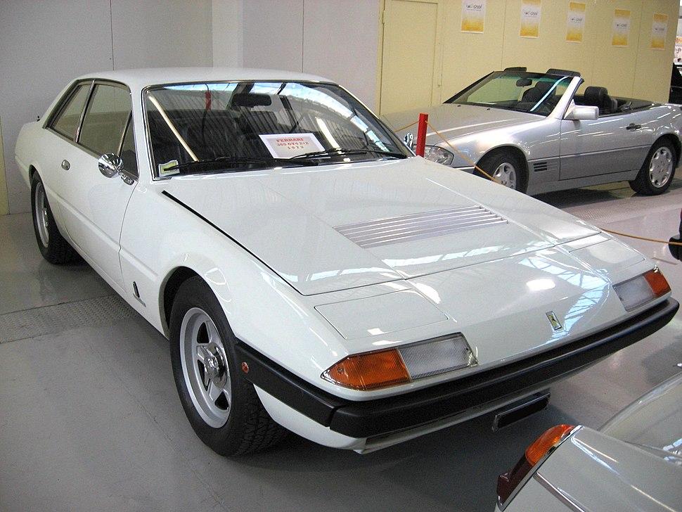 Ferrari 365-GT4-2p2