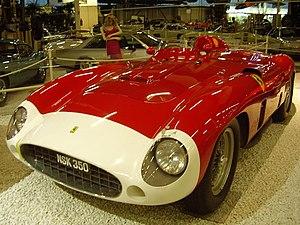 1956 World Sportscar Championship - Ferrari won the championship with a 860 Monza, similar to this, winning at Sebring