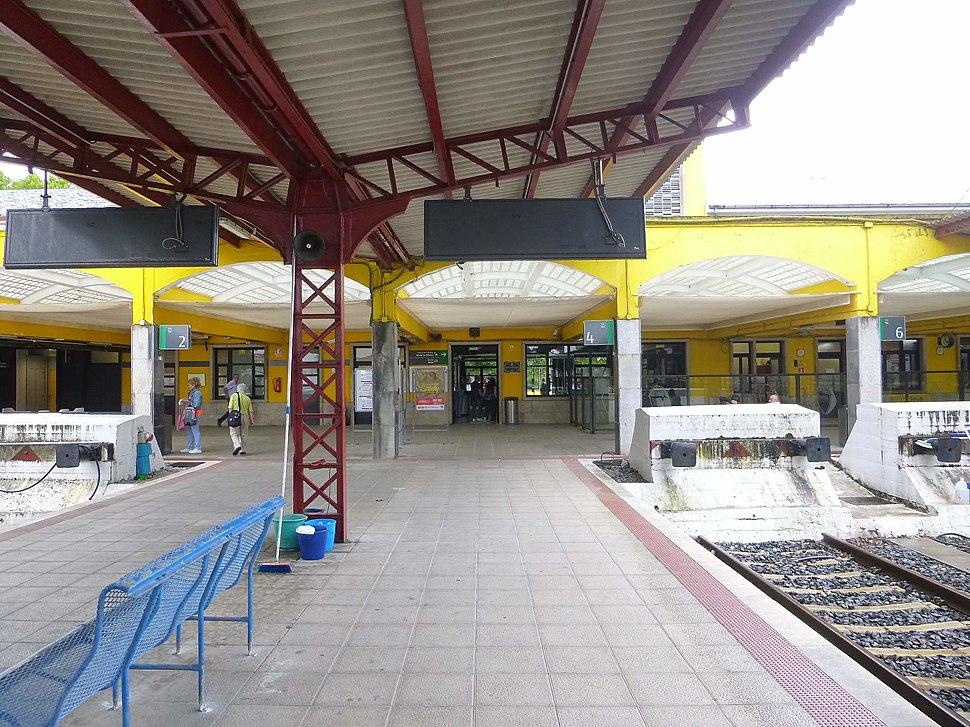 Ferrol - Estación de tren 1