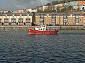Ferry and new housing, Bristol Harbour - geograph.org.uk - 1599182.jpg