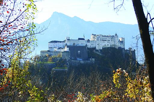 Festung Hohensalzburg 1245
