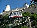 Festungsbahn salzburg 20100720.jpg