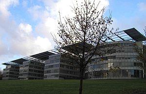University of Hagen - Building of the computer science institutes (Informatikzentrum)