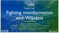 Fighting misinformation with Wikidata - WikiCred Demo Hour 2021.pdf