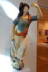 Figurehead of Britannia