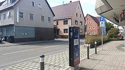 Aicher Straße in Filderstadt