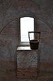 Finestra i poal, sala calenta dels banys àrabs de Torres Torres.JPG