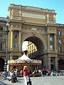 Firenze Piazza della Reppublica 3.jpg