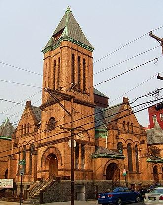 First Baptist Church (Hoboken, New Jersey) - Image: First Baptist Church (Hoboken, New Jersey)