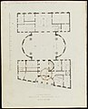First Merchant's Exchange, New York (plan of main floor) MET DR234.jpg