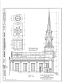 First Presbyterian Church, Seventh Street and College Avenue, Racine, Racine County, WI HABS WIS,51-RACI,2- (sheet 4 of 8).png