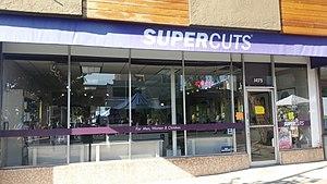 Supercuts - First Supercuts store in Albany, CA.
