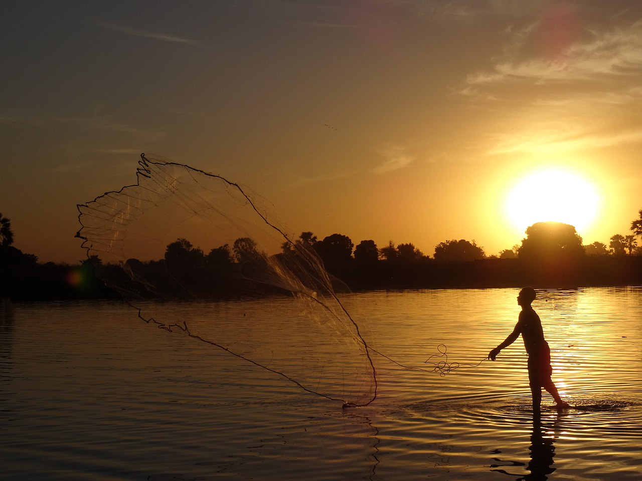 Fishermen under Mali's Sun.jpg
