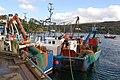 Fishing boats at Portree Pier - geograph.org.uk - 558832.jpg