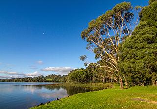 Fitzroy Falls Dam