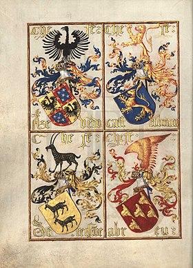 d723383345160 Heráldica – Wikipédia