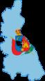 Flag Map of Cajamarca.png
