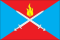 Flag of Bazarovskoe (Moscow oblast).png