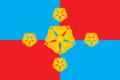 Flag of Paklinskoe (Perm krai).png