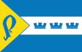 Flag of Rohatynsky Rayon.png