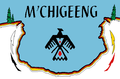Flag of the M'chigeeng First Nation.PNG