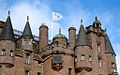 Flag over Glamis Castle.jpg