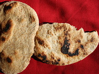 Flatbread Type of bread