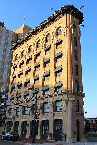 File:Flatiron Building in Fort Worth, Texas.JPG - Wikimedia Commons