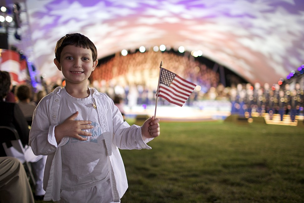 Flickr - The U.S. Army - Young patriot