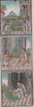 Florentine Codex Fol 62 pluma tameme con materiales tlatoani penacho articulos para nobles penacho con red.png