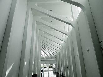 Florida Polytechnic University - Inside the main facility