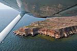 Flying over Berezan Island in a Cessna 150L.jpeg