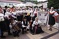 Folk group from Cífer, Slovakia. Myjava Festival.jpg