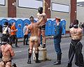 Folsom 2003 bondage demo.jpg