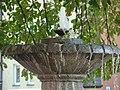 Fontanna przy ul.Przestrzennej - panoramio.jpg