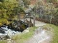 Footbridge Over Measand Beck - geograph.org.uk - 72920.jpg
