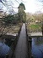 Footbridge across the Taff - geograph.org.uk - 2329463.jpg