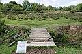 Footbridge in Claypits Bottom - geograph.org.uk - 1434342.jpg