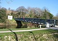 Footbridge over the Royal Military Canal - geograph.org.uk - 786585.jpg