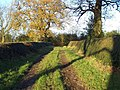 Footpath To Windy Fields - geograph.org.uk - 618405.jpg