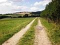 Footpath to Wood Leys - geograph.org.uk - 1439613.jpg