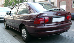 Ford Escort rear 20070523.jpg