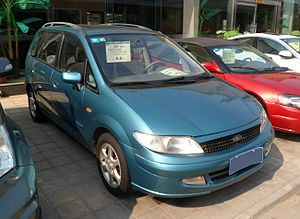 Mazda Premacy - Ford Ixion