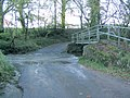 Ford and footbridge over the Marlais near Derwydd - geograph.org.uk - 77760.jpg